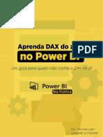 DAX no power BI