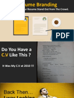 SlideShare_Resume Branding; How To Make Your Resume Stand Out Of The Crowd 02