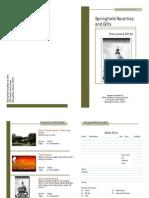 Post Card Layout Catalog