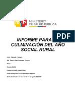 Informe Final Rural