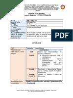 Actividad 2 - Estructuración Geometría grado 5-1[2296]