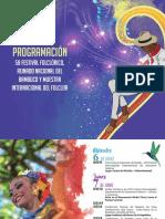 programacion de san pedro 2018