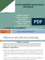 ESTRUCTURA DEL PLAN DE MARKETING (1)