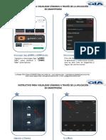 Instructivo Dahua P2P en Smartphone