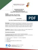 Actividad ENSAYO SOBRE RESEÑA HISTORICA DE LA HISTORIA CLINICA.docx