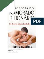Kendra Little- A proposta do namorado bilionário _ Família Kavanagh 02