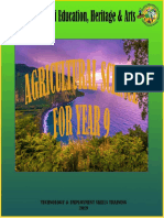 AGRICULTURALSCIENCE-YEAR09