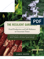 Squash Excerpt from The Resilient Gardener