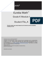 Eureka Workbook M1