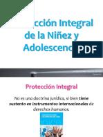 DOCTRINA DE LA  PROTECCION INTEGRAL