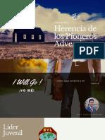 Especialidad Herencia de Los Pioneros Adventistas