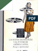 A. Herrera y otros, Las nuevas tecnologías y el futuro de América Latina.pdf