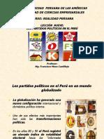 LECCIÓN NUEVE PARTIDOS POLÍTICOS EN EL PERÚ FMEZA 2017