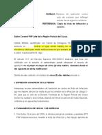 apelación contra multa impuesta por contravenir la emergencia sanitaria del covid.docx