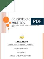 Constitución política ACTIVIDADB # 1