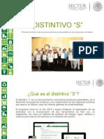 Distintivo S
