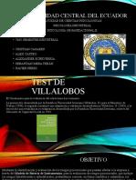 Diapositivas Test de Villalobos