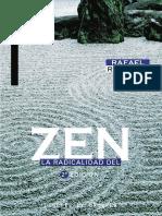 La radicalidad del Zen