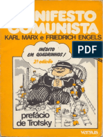 Manifesto Comunista Em Quadrinhos