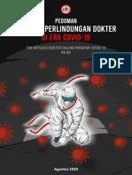 PEDOMAN STANDAR PERLINDUNGAN DOKTER DI ERA COVID-19 070920