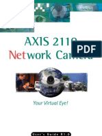 Axis 2110 User's Manual