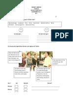 CBSE Class 7 German Worksheet (4)
