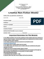 week 1 grade 9 module