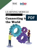 English 9 module Q3