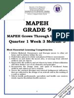 MAPEH 9_Q1_W3_Mod3