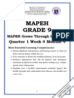 MAPEH 9_Q1_W4_Mod4