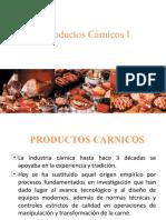 Productos Cárnicos parte 1