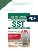 FPSC SST  Doger Unique Book For Tests preparation pdf