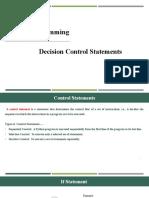 02 Decision Control Statements.pptx
