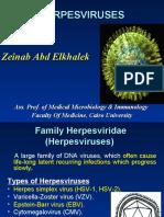Herpers viruses .