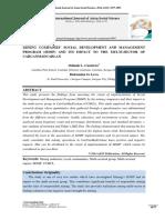 Mining SDMP Case Study