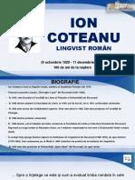 Ion Coteanu