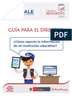 FOLLETO CENSO EDUCATIVO
