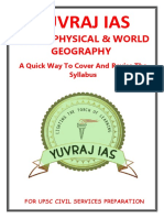 Physical & World Geography