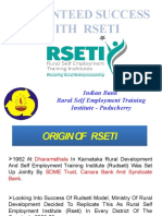 INDIAN BANK RSETI