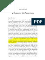 4 (1) Introduction falsificationism