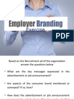 Employer Branding Exercise - Group 3
