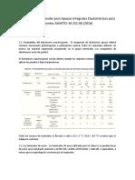 Especificación estándar para Apoyos Integrales Elastoméricos para Puentes AASHTO