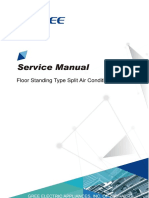 Gree Floor Standing AC Manual