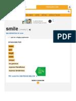 Smile Synonyms, Smile Antonyms   Thesaurus.com