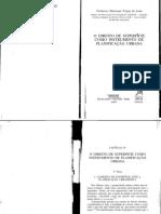 LIMA, Frederico Henrique Viegas de. O direito da superfície como instrumento de planificação