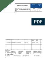 Preparação e ensaios físicos de amostras de FERROVANÁDIO