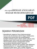 362905225-Muqoddimah-Anggaran-Dasar-Muhammadiyah-Ppt.pptx