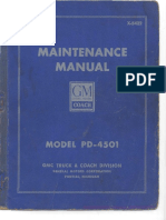 GMC - PD-4501 Scenicruiser - Maintenance Manual - X-5422 - 1954 - OCR - 424 pages.pdf