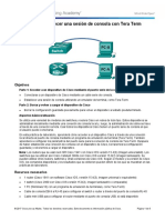 8.2.2.6 Lab - Establish a Console Session with Tera Term.pdf