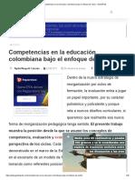 Competencias en la educación colombiana bajo el enfoque de ciclos • GestioPolis.pdf